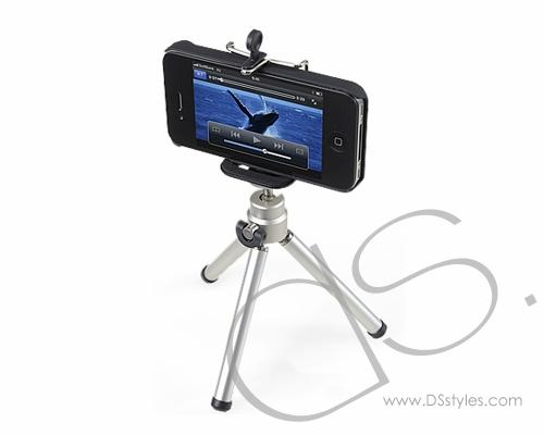 Adjustable Tripod Stand Holder for All Cell Phone