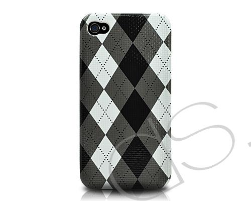 Maglia Series iPhone 4 and 4S Case - Black