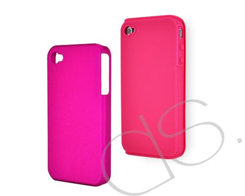 Mixer Series iPhone 4 and 4S Case - Pink