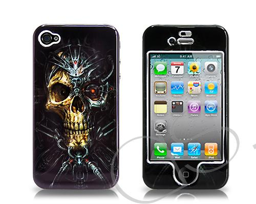 Murk Series iPhone 4 and 4S Case - Skull