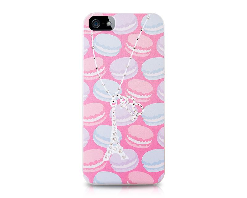 Sweetie Bling Swarovski Crystal Phone Cases -  Macarons
