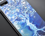 Iced Tree Bling Swarovski Crystal Phone Cases