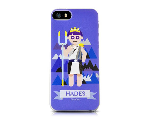 Hades Bling Swarovski Crystal Phone Cases