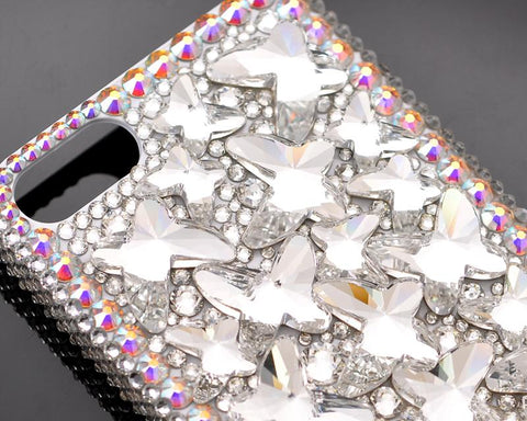 Gorgeous Bello Bling Swarovski Crystal Phone Cases
