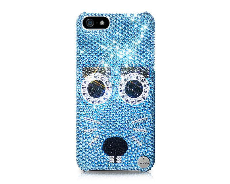 Chinese Zodiac Bling Swarovski Crystal Phone Cases - Rat