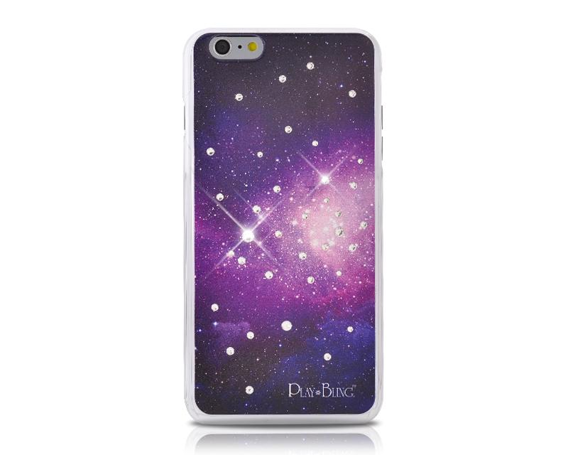 Galaxy Bling Swarovski Crystal Phone Cases - Meteor
