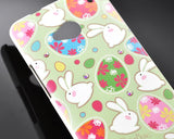 Osterhase Rabbit Bling Swarovski Crystal Phone Cases - Egg