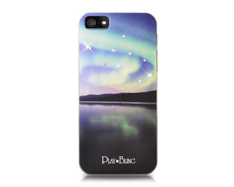 Nature Bling Swarovski Crystal Phone Cases - Auroras