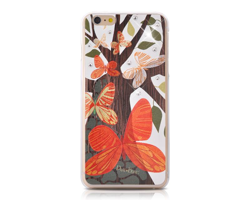 Timber Bling Swarovski Crystal Phone Cases - Butterfly