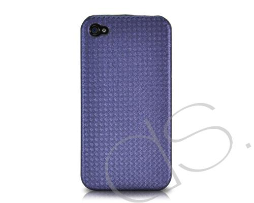 Panno Series iPhone 4 and 4S Case - Purple