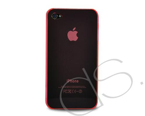 Perla Series iPhone 4 and 4S Silicone Case - Pink