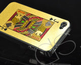 Poker Series iPhone 4 and 4S Case - Knave of Spades