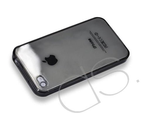 Pure Series iPhone 4 Silicone Case - Gray
