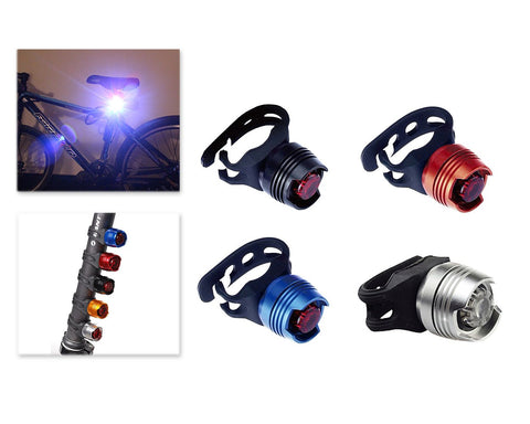Cycling Bicycle BMX Mountain Bike Flash Safety Rear Tail Light