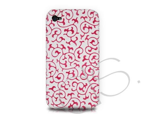 Rilievo Series iPhone 4 and 4S Case - Pink