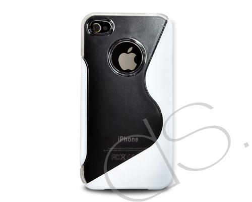 S-Line Series iPhone 4 and 4S Silicone Case - White