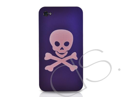 Satan Series iPhone 4 and 4S Case - Purple