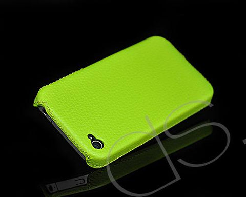 Simplism Series iPhone 4 and 4S Case - Green