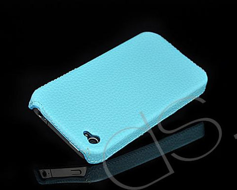 Simplism Series iPhone 4 and 4S Case - Ice Blue