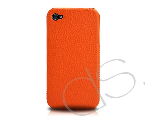 Simplism Series iPhone 4 and 4S Case - Orange