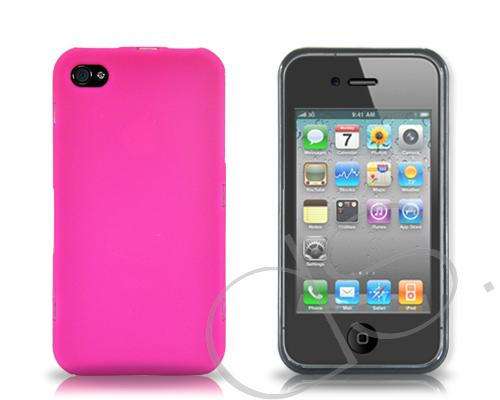 Tutela Series iPhone 4 and 4S Full Protection Case - Pink