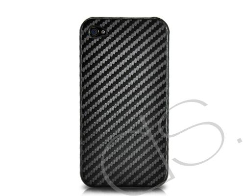 Twill Series iPhone 4 and 4S Case - Black