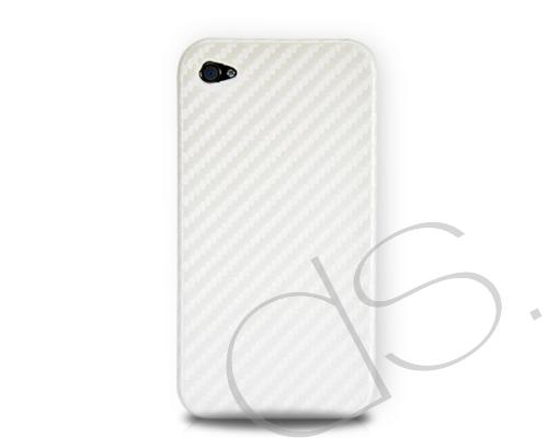Twill Series iPhone 4 and 4S Case - White