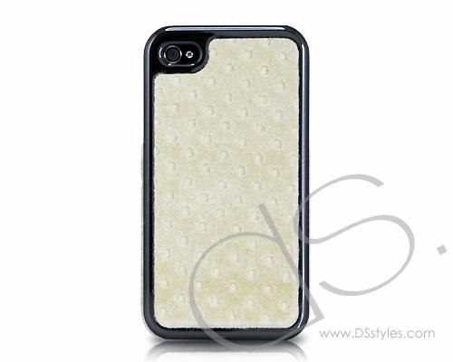 Velvet Series iPhone 4 and 4S Case - White