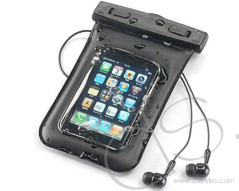 Waterproof Pouch Case for iPhone 5 and 5S