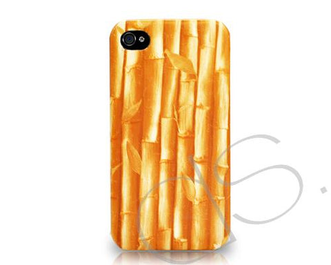 Wooden Series iPhone 4 and 4S Case - Bamboo