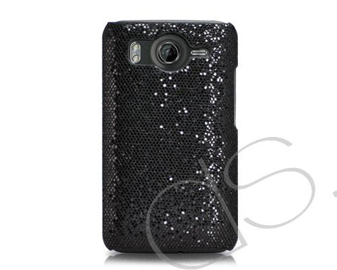 Zirconia Series HTC Desire HD Case - Black