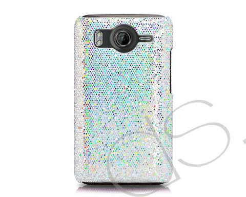 Zirconia Series HTC Desire HD Case - Sliver