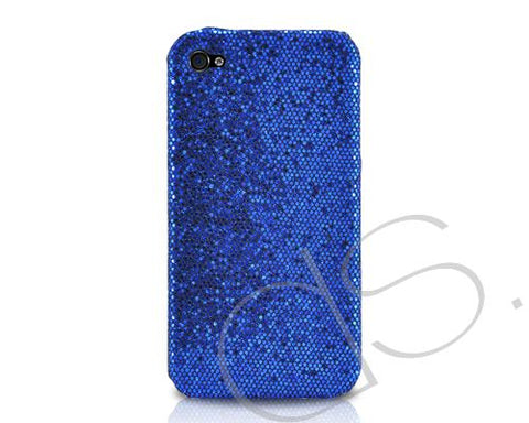 Zirconia Series iPhone 4 and 4S Case - Blue