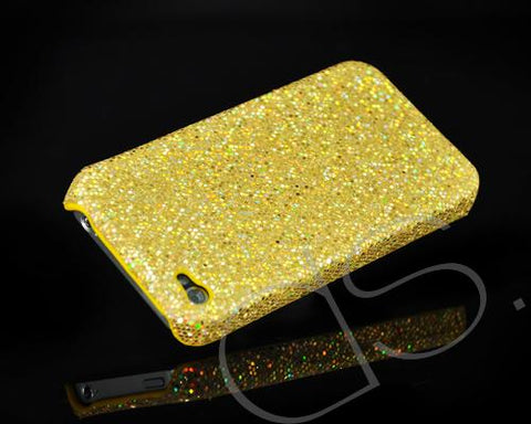 Zirconia Series iPhone 4 and 4S Case - Gold