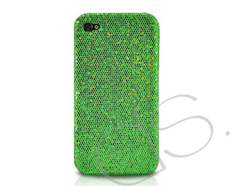 Zirconia Series iPhone 4 and 4S Case - Green