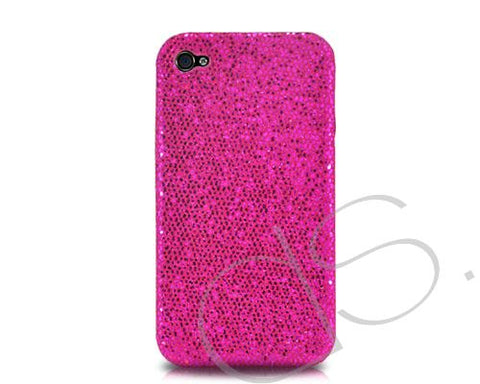 Zirconia Series iPhone 4 and 4S Case - Magenta