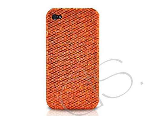 Zirconia Series iPhone 4 and 4S Case - Orange