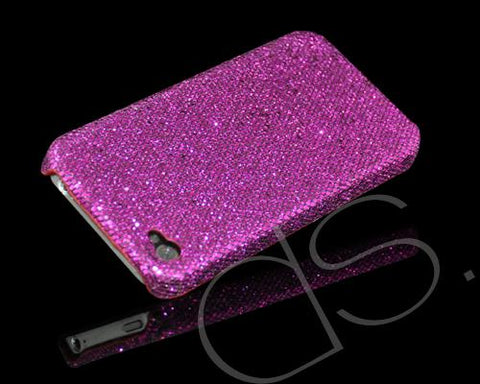 Zirconia Series iPhone 4 and 4S Case - Purple