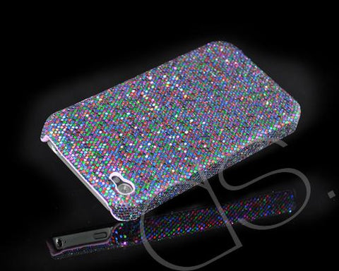 Zirconia Series iPhone 4 and 4S Case - Rainbow