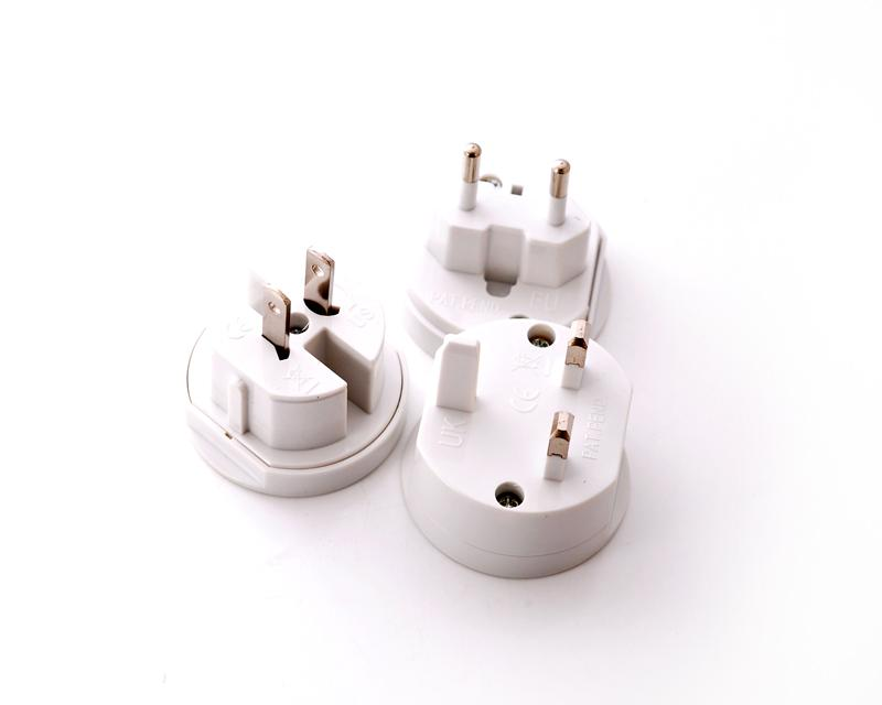 Universal Worldwide International Travel Plug Adapter Kit