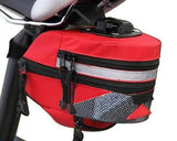 Bike Cycling Tail Seat Bag Saddle Seat Rear Bag