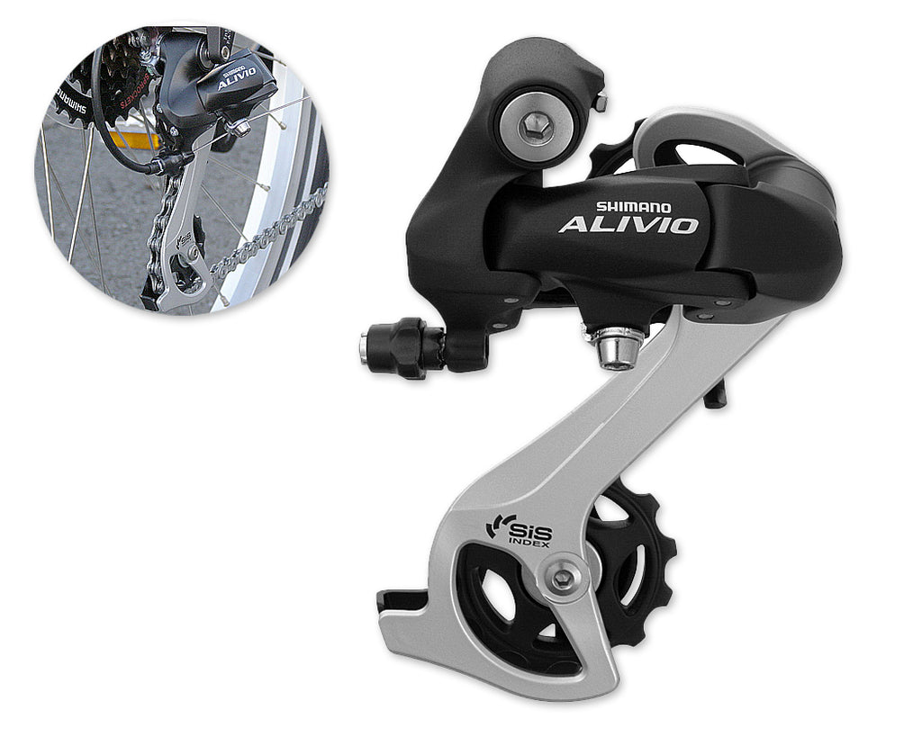 Shimano Alivio M410 7/8 Speed Rear Derailleur