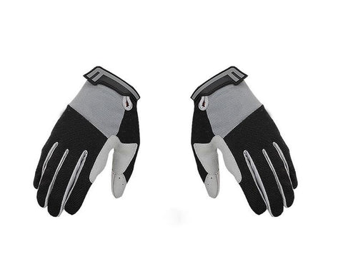 Outdoor Sports Gloves Breathable Cycling Full Finger Gloves