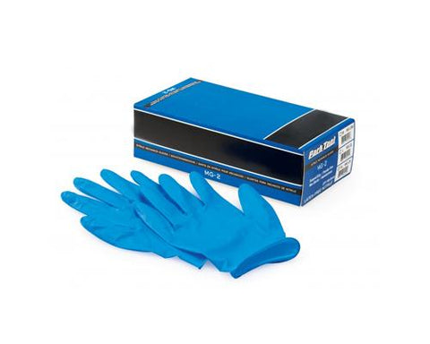 Satin Touch Latex-Free Reusable Nitrile Mechanic's Gloves-Large, 2 Pcs