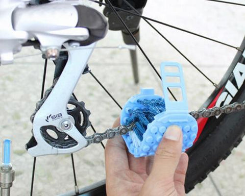 Professional Multi-Function Bicycle Mountain Bike Chain Cleaner Kit