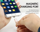 Baseus Insnap Series 2.4A Magnetic Micro USB Cable for Android