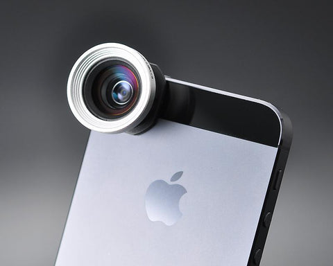 Universal Clip on Detachable Lens - Wide Angle