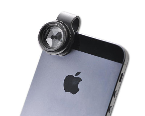 Universal Clip on Detachable Lens - Macro