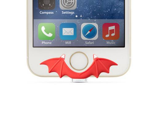 iPhone 5/iPhone 5S/iPhone 5C Dock Plug - Bat