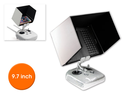 DJI Sun Shade Hood for Inspire 1 / Phantom 3 iPad Mount - 9.7''